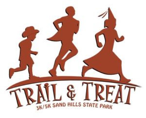 Trail & Treat 3K/5K Trail Run The Turkey Trot 5K is a Running race in Lewis, Kansas consisting of a 5K.