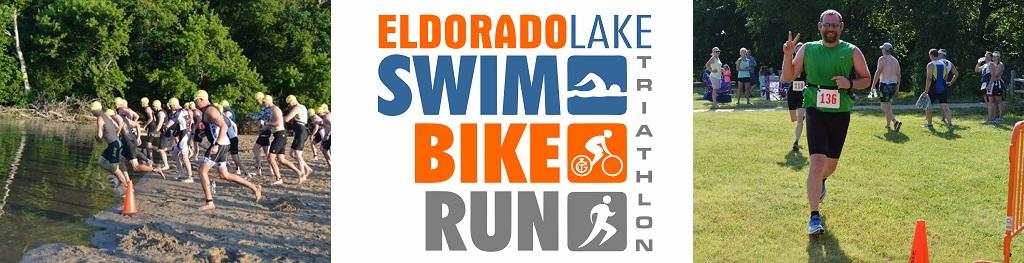 El Dorado Lake Triathlon - June 11th, 2017