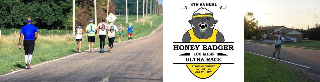 Honey Badger 100 Mile - July 8th, 2017