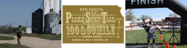 Prairie Spirit Trail Ultra - March 31, 2018
