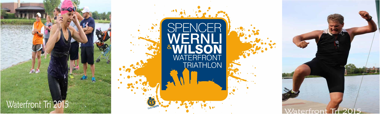 Waterfront Triathlon - July 15, 2018